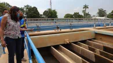 Photo of Ministra inspeccionó Planta Potabilizadora José Antonio Anzoátegui y Estación de Bombeo Cayaurima