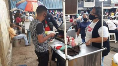 Photo of Convivencia Ciudadana realizó abordaje en las inmediaciones del Mercado Municipal