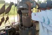Photo of Instalan bombas en pozos de agua para cuatro comunidades del municipio Independencia