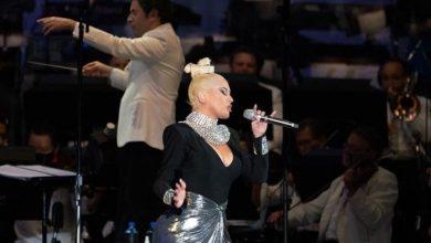 Photo of Gustavo Dudamel y Christina Aguilera ofrecieron dos conciertos con la Filarmónica de Los Ángeles