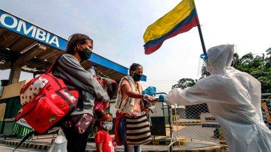 Photo of Colombia considera obligación epidemiológica vacunar a migrantes venezolanos