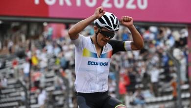 Photo of Ecuatoriano Carapaz se adjudica el oro olímpico en ciclismo