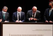 Photo of Postergada hasta nuevo aviso dialogo en México por inasistencia del gobierno venezolano
