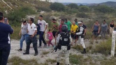 Photo of Migrantes venezolanos secuestrados en México pretendían cruzar hacia Estados Unidos