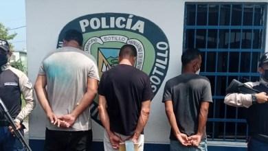 Photo of Polisotillo detiene a sujetos que distraían a personas mientras otro le sustraía los celulares