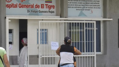 Photo of Con un promedio de 14 pacientes se mantiene área Covid de El Tigre
