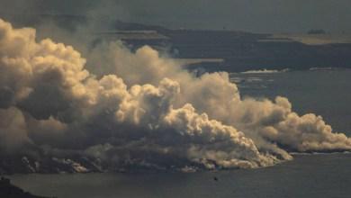 Photo of Emanaciones de volcán en erupción en Canarias llegaron hasta el Caribe