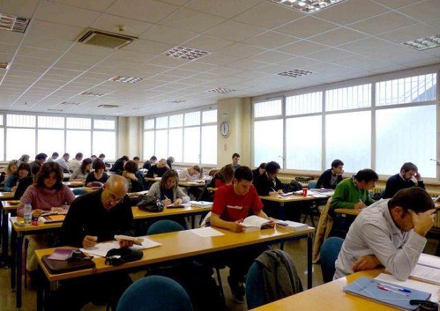 Examen en la UNED
