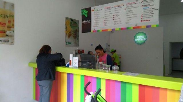 Ideas de negocio: bar de zumos