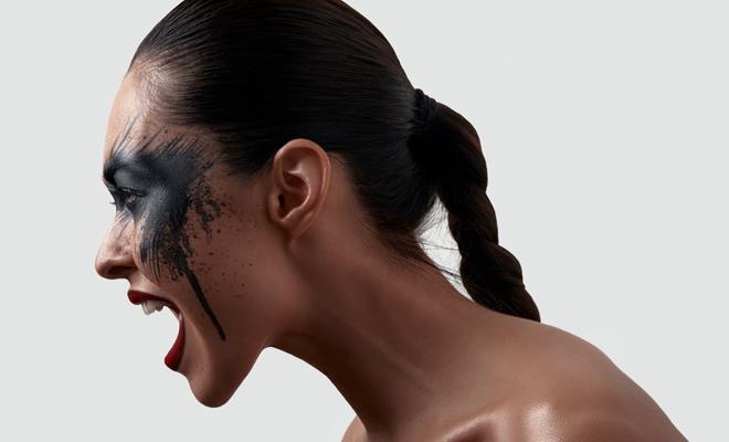 Los peligros de maquillarse para ir al gimnasio