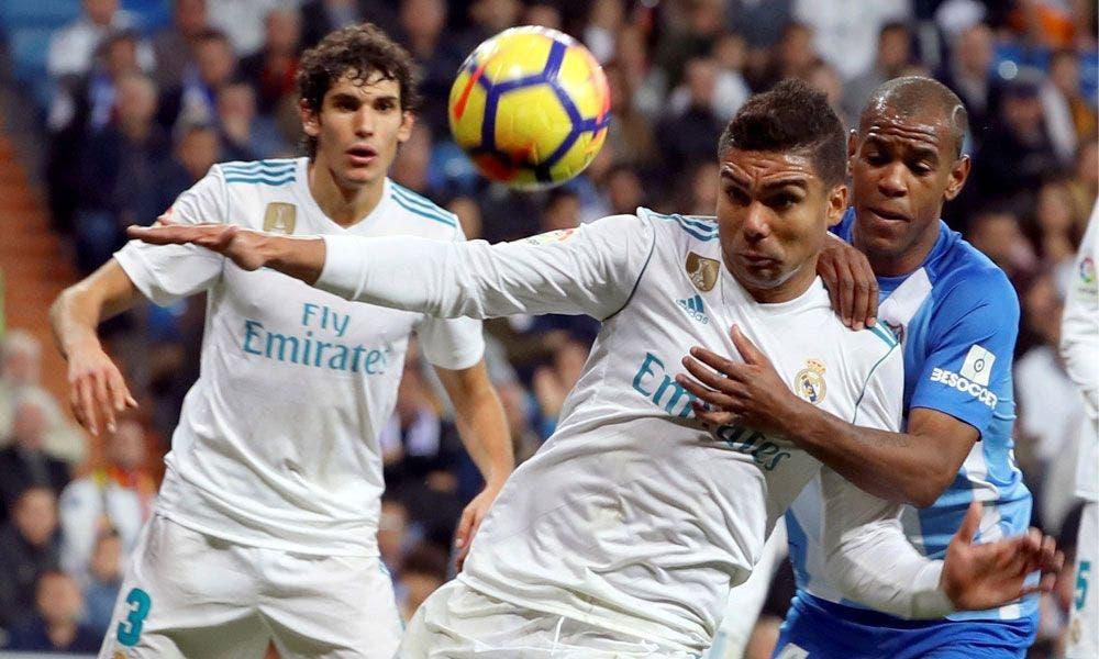Fotografía: Ancelotti ordena sacarlo del Real Madrid.  Florentino Pérez lo apunta en un trueque para el mercado de invierno