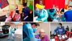 Casi 2.600 visitas domiciliarias por Covid-19 ha realizado Salud Occidente en los últimos 3 meses