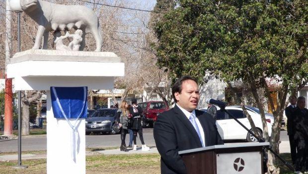 Con la presencia de la embajadora de Italia, homenajearon a Giorgio Perlasca en San Juan