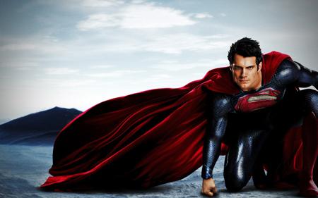 """Supermán """"El hombre de acero"""" se impuso en la taquilla de Estados Unidos"""