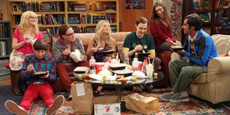 The Big Bang Theory es el número uno de la televisión estadounidense