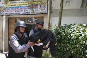 cicpc detenido