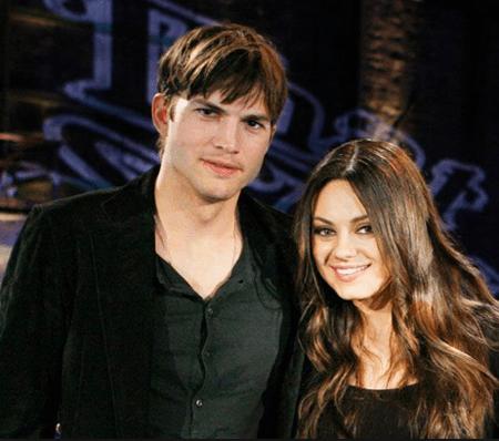 Ashton Kutcher y Mila Kunis no se ha pronunciado todavía sobre su rumoreado paso por el altar