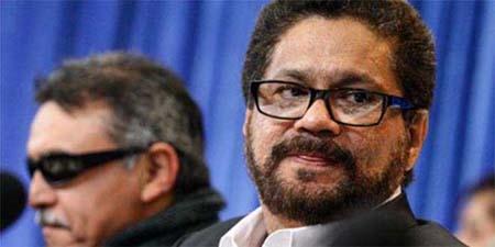 El jefe del equipo negociador de la guerrilla, Iván Márquez, en relación a los debates en torno al punto del narcotráfico dijo que pronto darán buenas noticias sobre este tema