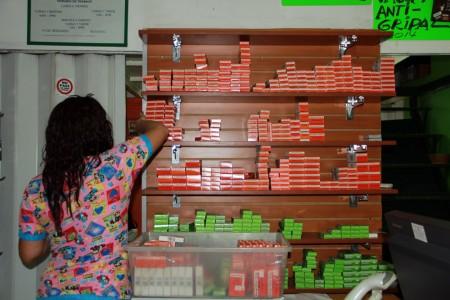 Los fármacos son inconstantes en las farmacias