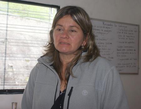 La directora Zuleima Delgado afirmó que están integrados en función de la formación de los alumnos.