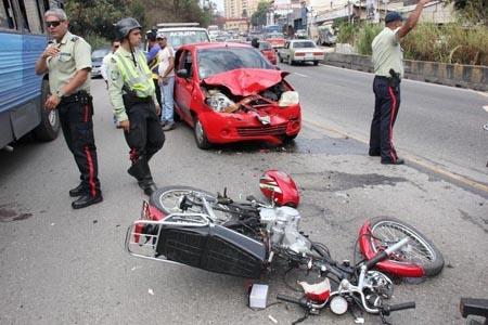 297 accidentes de tránsito se registraron en las principales vías y carreteras  de la entidad entre enero y febrero