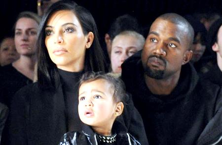 Kim Kardashian anotará a su hija para aprender a ser hermana mayor