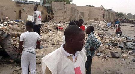 Los ataques también se produjeron en Hawul. Ambos pueblos se encuentran en el Estado de Borno