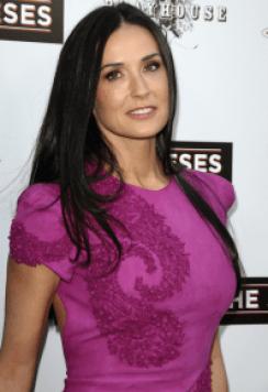 La actriz Demi Moore ha emitido un comunicado en el que reconoce estar en estado de shock tras el hallazgo de un cadáver en la piscina de su casa ARCHIVO