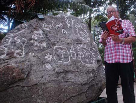 Chito Aguilar dejó su obra inédita de Guaicaipuro sin publicar