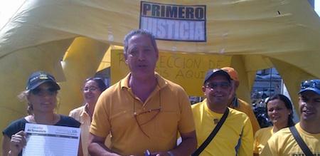 José Luis Díaz, coordinador de PJ en Carrizal