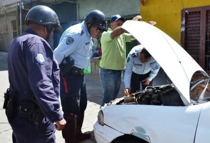 Intensa labor policial desde enero a mayo finalizó con la recuperación de más de 100 automóviles