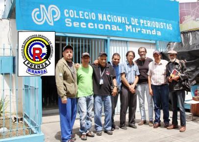 La directiva del CRGV seccional Miranda invita a los agremiados a participar en celebración aniversario