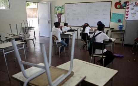 Apenas 20 % de los alumnos de las escuelas de Miranda retornaron a clases
