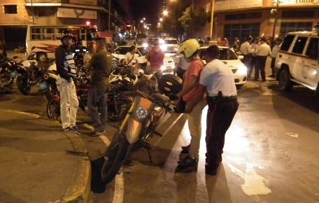 El pasado lunes delincuente hurtaron la motocicleta de Diario La Región de una vivienda ubicada en la calle Bertorelli Cisneros.