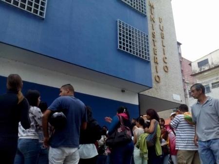 170 familias del sector Camatagua fueron engañadas por una presunta representante de la misión gubernamental