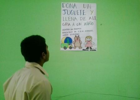 Pintarán el plantel en enero con el apoyo del Ministerio de Educación y la misión  Barrio Nuevo, Barrio Tricolor