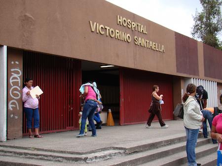 En dos hechos violentos ocurrido en zonas distintas de la capital mirandina, resultaron heridos dos hombres