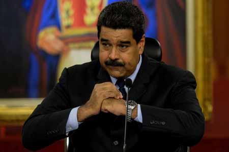 VENEZUELA-POLITICS-CRISIS-MADURO