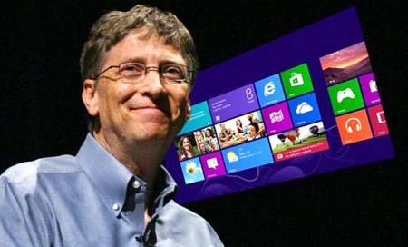 Bill Gates se unió a diferentes personalidades del mundo tecnológico.