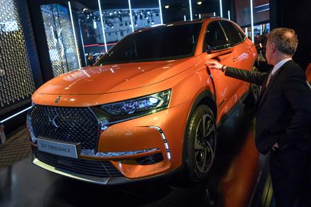 La tecnología y el lujo se apoderan del Salón del Automóvil de Ginebra