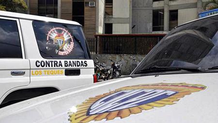 El Cicpc está activo en la lucha contra la delincuencia en Miranda.