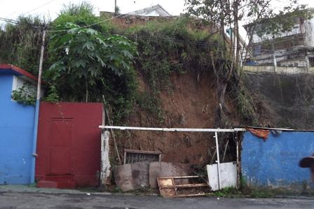 72 horas de precipitaciones causan daños leves en Miranda