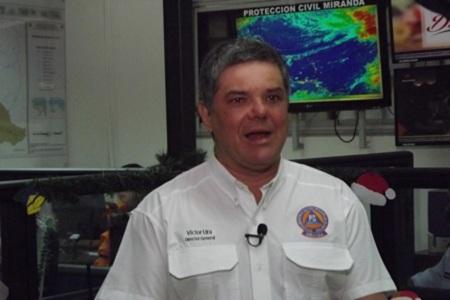 Víctor Lira, director de PC –Miranda. Foto: Deysi Peña