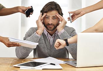 El estrés implica una reacción física y emocional compleja, en la que se identifican tres fases.