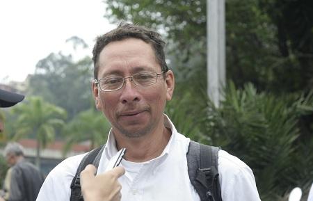 Víctor Belisario, coordinador del plan. Foto: Deysi Peña