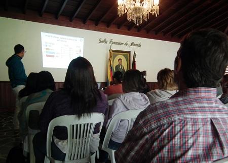 Dictarán taller acerca del manejo de redes sociales Foto: Irbel Useche