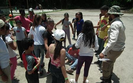 """ás de 50 niños participan en el """"Plan Vacacional YMCA 2017"""" Foto: Irbel Useche"""