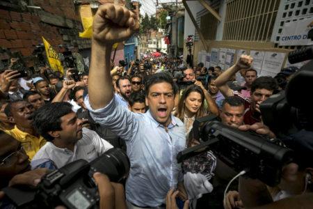 114.399 personas no pudieron votar en Miranda por reubicación de centros — Ocariz