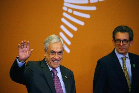 Piñera en Cumbre de las Américas: