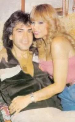 La pareja de Lila Morillo y El Puma José Luis Rodríguez estuvo en la cúspide de la farándula nacional